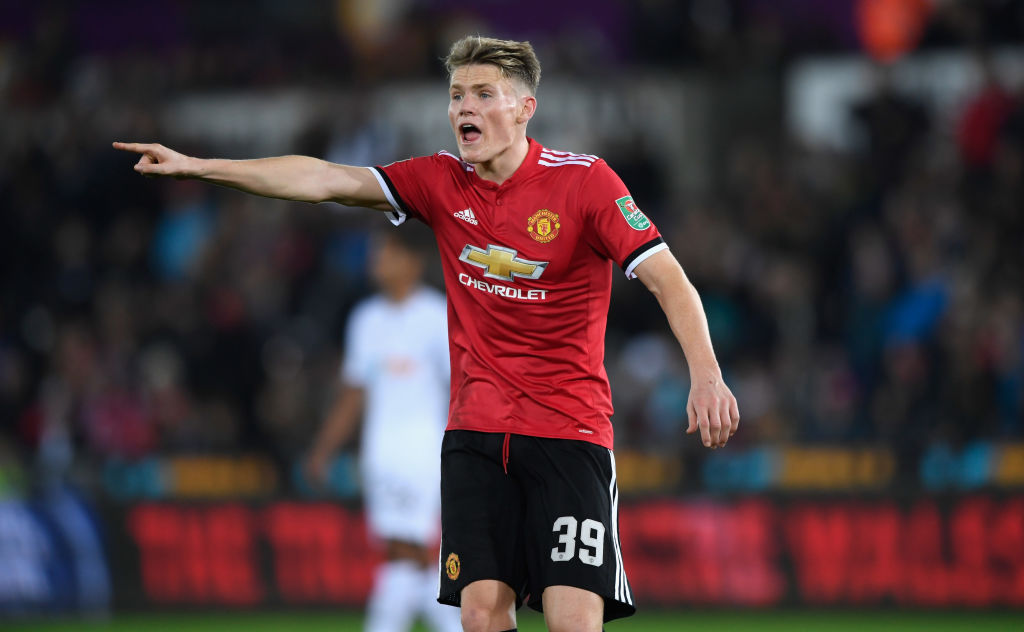 Manchester United Youngster
