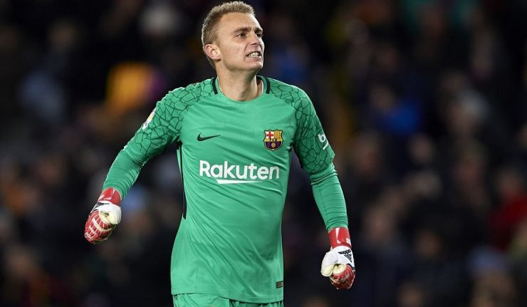 3a9f42475 Done Deal  Jasper Cillessen Agrees Benfica Terms - Thewistle
