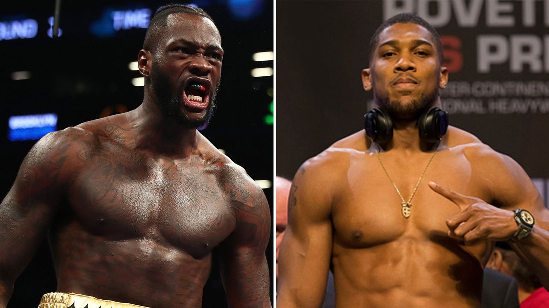 wilder and joshua