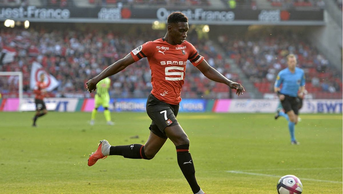 Report: Ismaila Sarr Offered To Manchester United - Thewistle