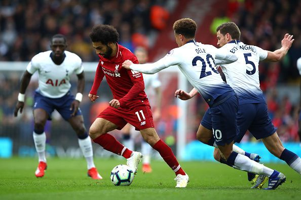 liverpool vs tottenham finals