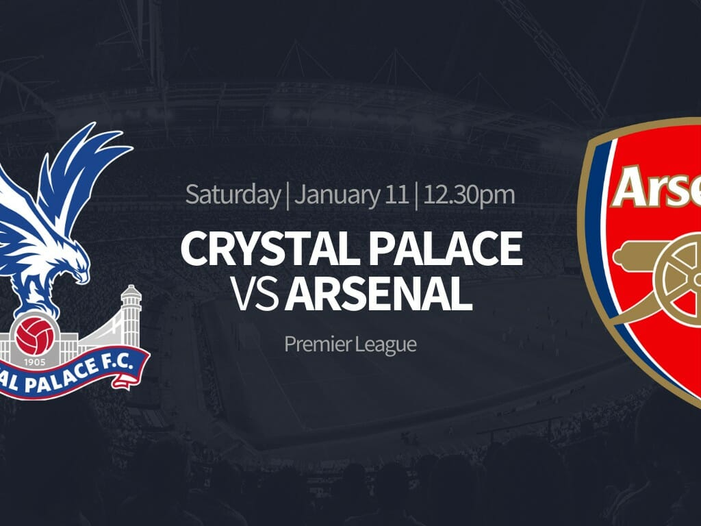 Epl Crystal Palace Vs Arsenal Preview Predictions Confirm Starting Lineup