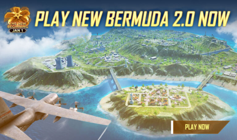Free Fire Bermuda Remastered Map to be removed temporarily