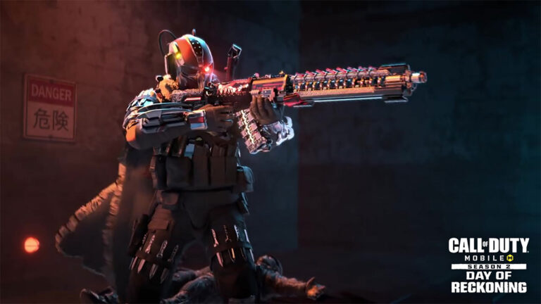 COD Mobile new weapon
