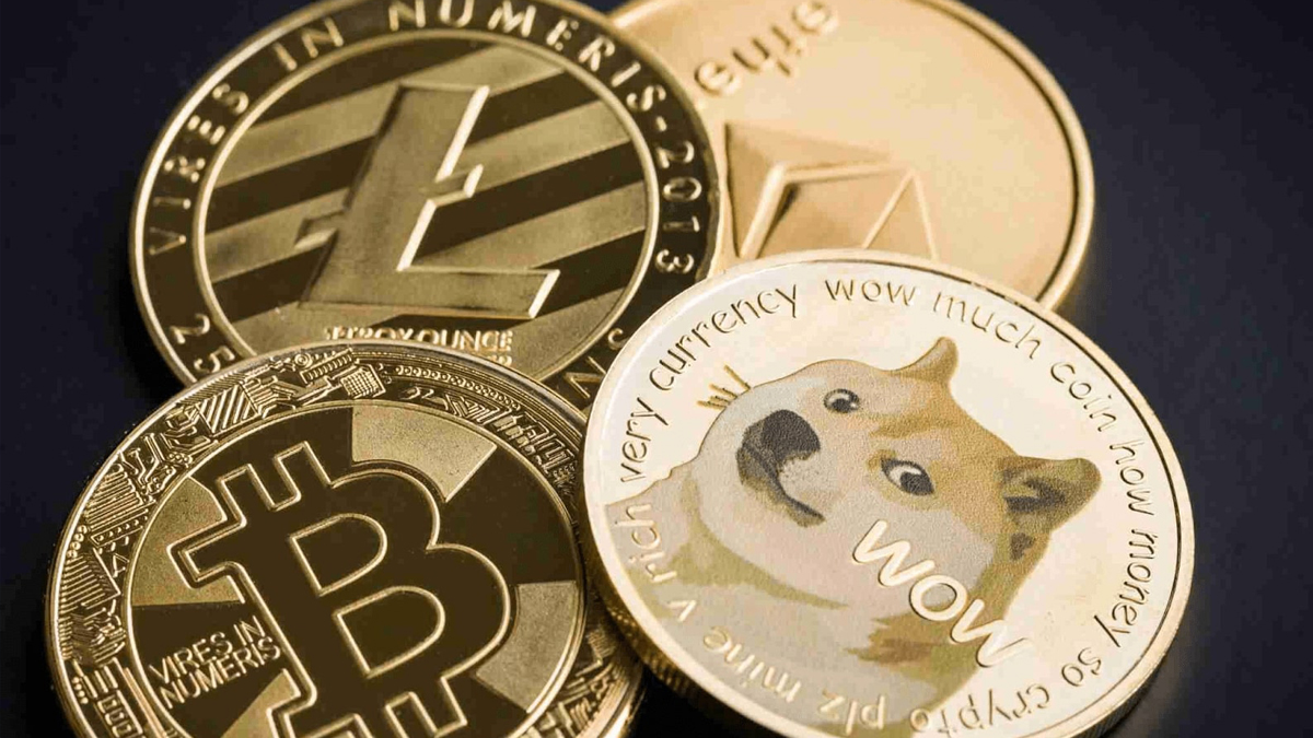 Dogecoin and Ethereum